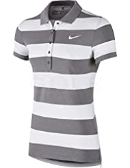 Nike Precision Stripe Pique Polo pour femme