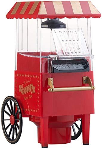 Rosenstein & Söhne – Heißluft – Popcornmaschine – Retro - 6