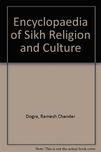 Encyclopaedia of Sikh Religion and Culture