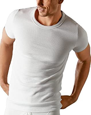 Classic Mens Thermal Short Sleeve T Shirt Vest Underwear