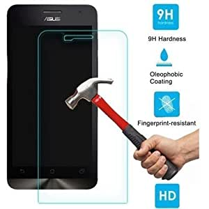 Universal Deals High Quality Tempered Glass Screen Guard Protecor For HTC ONE M8