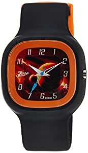 Zoop Analog Multi-Color Dial Children's Watch -NEC3030PP05C