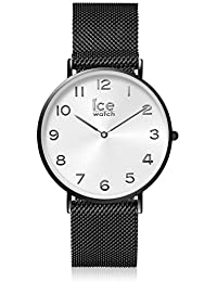 Ice-Watch Unisex-Armbanduhr CITY milanese Analog Quarz Edelstahl 012699