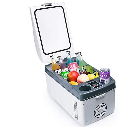 Auto Kühlschrank 20L energiesparende Kühlung Heizung und Kühlung Box Halbleiter Kühlbox Fahrzeug Gefrierschrank Schlafsaal Büro reisen -