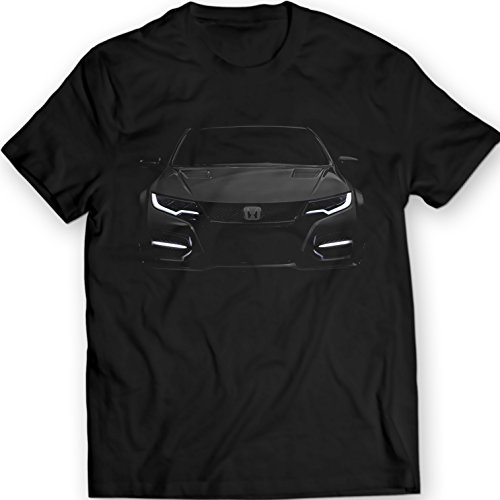 2016-honda-civic-type-r-t-shirt-100-coton-l-noir