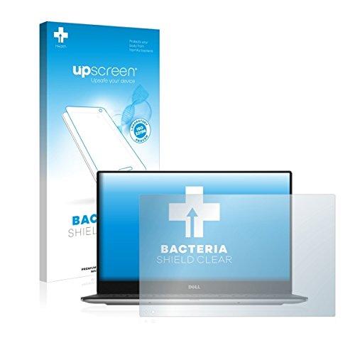 upscreen Bacteria Shield Clear Bildschirmschutz Schutzfolie für Dell XPS 13 9360 (antibakterieller Schutz, hochtransparent)