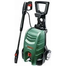 Bosch AQT 35-12 - Hidrolimpiadora a presión (pistola de alta presión, lanza, filtro de agua, boquilla 3-en-1, manguera de 5 m, cable eléctrico de 5 m, en caja de cartón (1500 W, 120 bar, 350 l/h)