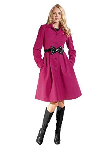Unbekannt - Blouson - Femme rose rose bonbon rose bonbon