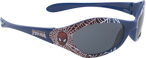 Spiderman Blue and Red Web Boys Sunglasses