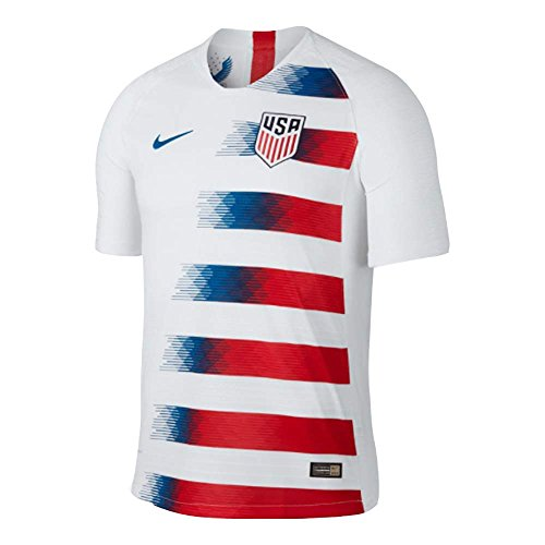 Nike 2018-2019 USA Home Football Soccer T-Shirt Maillot