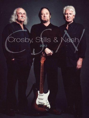 Preisvergleich Produktbild Crosby,  Stills & Nash: 2012(NTSC DVD+CD]