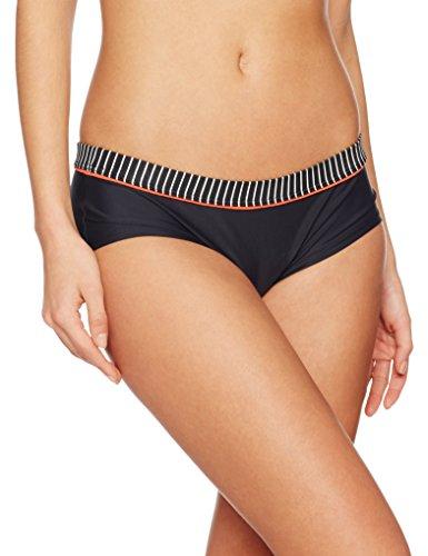 ESPRIT Damen Bikinihose Redondo Beach Shorts Schwarz (Black 001)