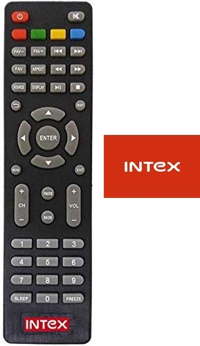 Brand New INTEX Universal LED/LCD TV Remote ( Works With All INTEX Tv Models)