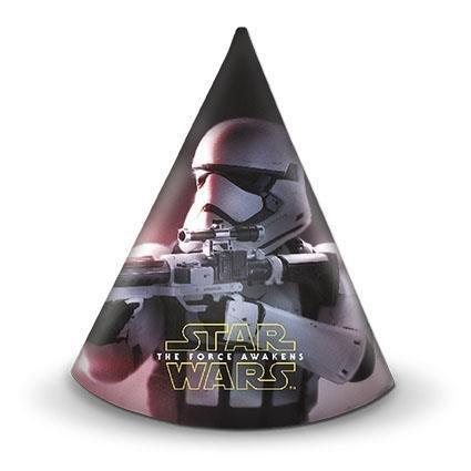 Wars Star Hüte (Star Wars Das Erwachen der Macht Party)