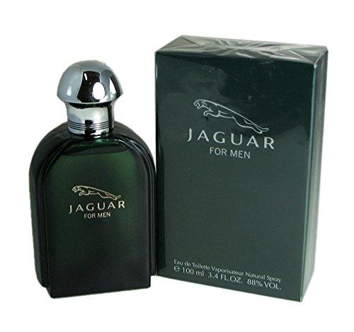 Jaguar für Herren. EAU DE TOILETTE SPRAY 3.4oz (100 ml) -