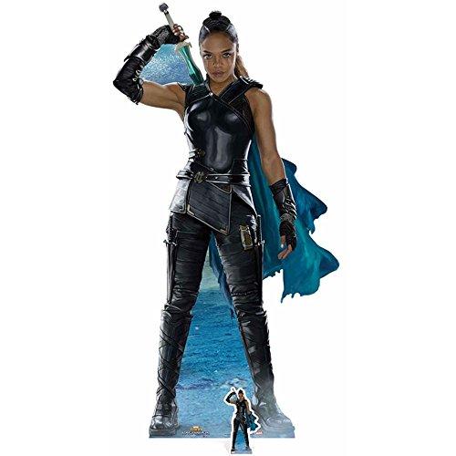 Bebegavroche Figurine en Carton Valkyrie Thor Ragnarok Marvel