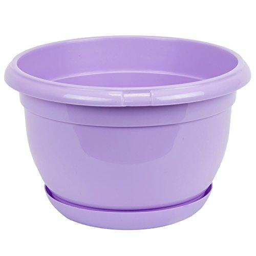 pot-de-fleur-plastique-malta-27-cm-lilas-avec-twist-soucoupe