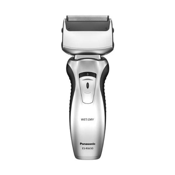 Panasonic ES RW30 Dual Blade Electric Shaver WetDry With Flexible Pivoting Head
