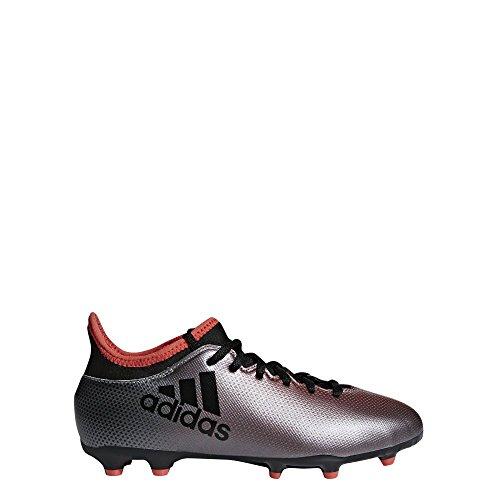 adidas Unisex Kids  X 17 3 FG J Gymnastics Shoes  Grey  Grey Cblack Reacor Grey Cblack Reacor   4 UK