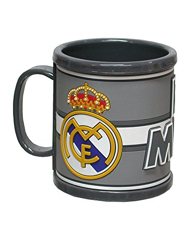 REAL MADRID CF® Taza Rubber 3-D