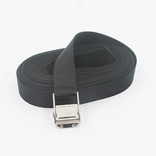 33 ft (396 inches) nylon Bed Suspender Twins to King Bed Strap |Bed Connector Bed Joiner | Bed Doubling System | /Twin to King Mattress Connecting Strap (set of 1)