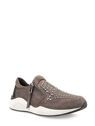 Geox D640SC 00021 Sneakers Donna Chestnut