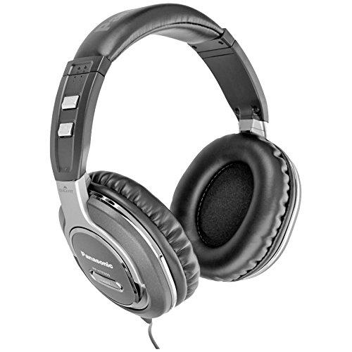 RP-HTF600E-S Stereo Chiuse, Grigio