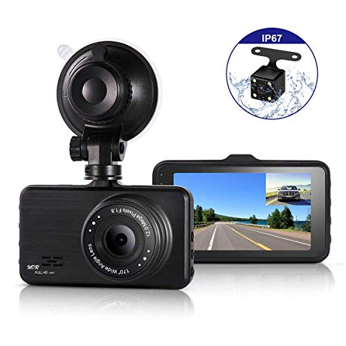 Smiler+ Dash cam 1080P Full HD 3