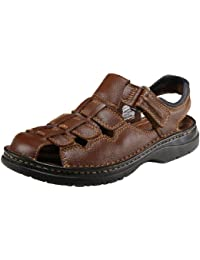 Minitoo - Sandales Homme, Couleur Noir, Taille 42.5