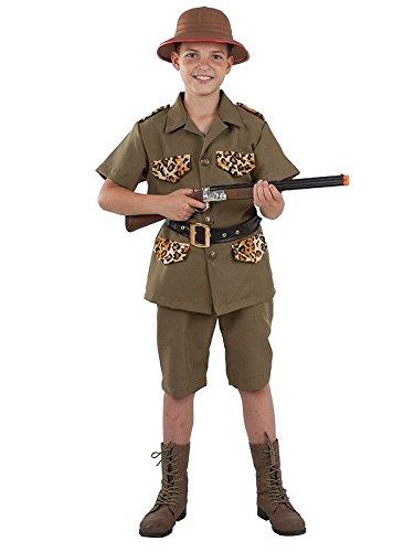 Imagen de disfraz explorador safari niño  único, 5 a 7 años