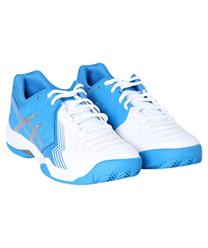 de nbsp;clay Femme Weiß nbsp; Tennis Chaussures ASICS nbsp;Gel 6 Game BURgBYqI