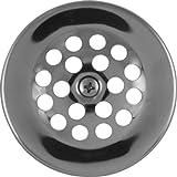 Keeney K5064PC Bath Drain Strainer Dome Cover, Chrome