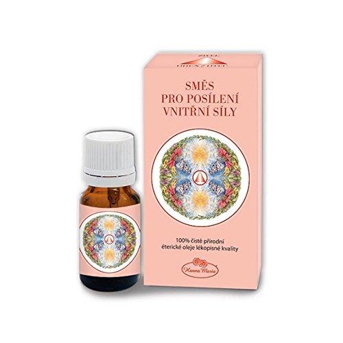 Ayurveda Aromatherapie Feuer, Ätherische Öle PITTA Dosha, Therapeutische Qualität (10ml 100% reine natürliche ätherische Öle)