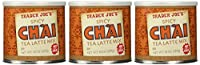 Trader Joes Spicy Chai Latte Set of 3