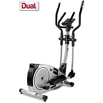 BH Fitness - Bicicleta elíptica NLS12 Dual: Amazon.es: Deportes y ...