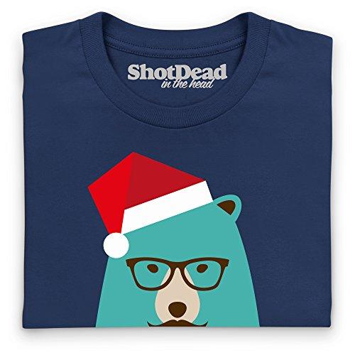 Bearing Gifts T-Shirt, Herren Dunkelblau