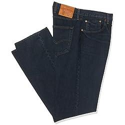 Levi's 501 Levi's Original Fit - Jeans - Homme - Bleu (Dark Hours 2624) - W34/L30