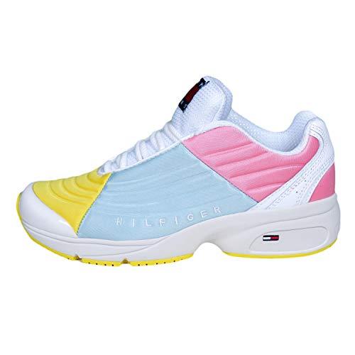 Tommy Hilfiger Damen Sneaker Block Tommy Jeans Sn. bunt 629574 -