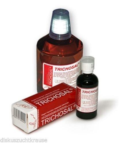 TRICHOSAL® gegen Bakteriosen und Pilzinfektionen 100 ml für 2000 Liter Versandkostenfrei