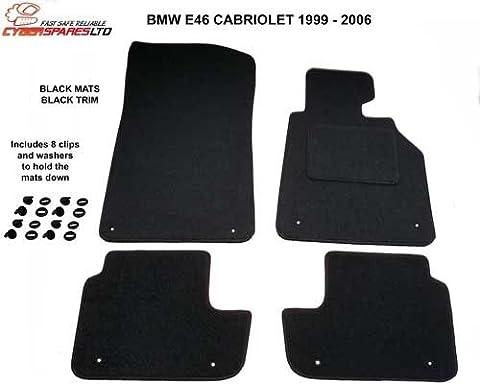 BMW 3 Series E46 Cabrio 1999-2006 Quality Tailored Car