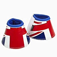 Elico Bell Boots Overreach Boots Union Jack