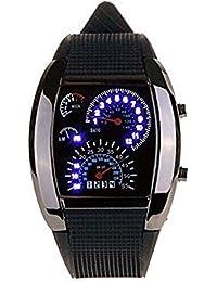 pappi Boss velocímetro pantalla modelo con ajuste de brillo reloj de pulsera