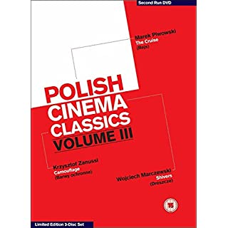Polish Cinema Classics Vol.III (3 DVD Box Set)