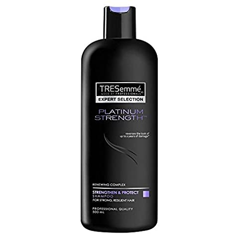 TRESemmé Platinum Strength Shampoo (500ml)
