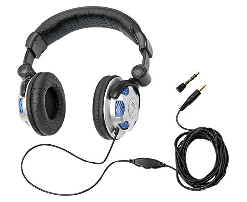 Betzold 74934 Compra EJ019 Kopfhörer, 3.5 mm und 6.3 mm Klinkenstecker, 4 m Cable