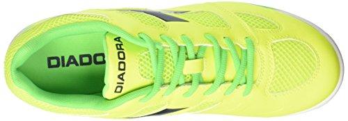 Diadora Herren Quinto5 Tf Fußballschuhe Multicolore (C6025 Giallo Fl/Verde Flu/Blu Estate)