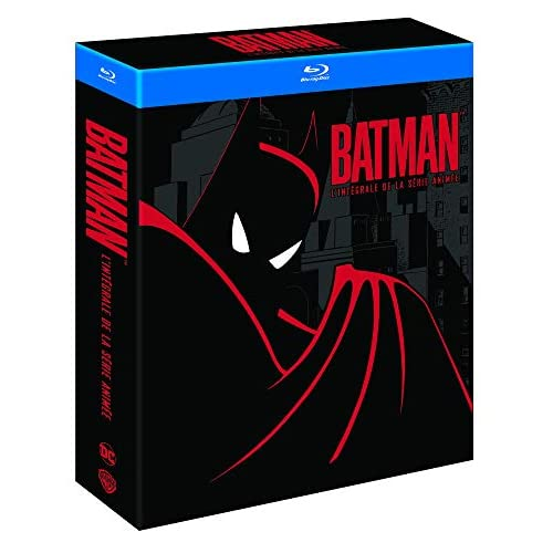 Batman - L'intégrale de la série animée [Francia] [Blu-ray] 4