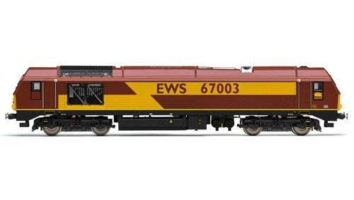 Hornby R3399 EWS Freight Train Pack (Modell Train Lionel)