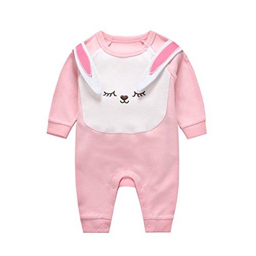 Minizone Baby Mädchen (0-24 Monate) Spieler violett Rosa (2) 6-9 Monate