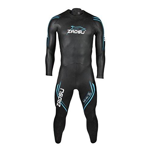 ZAOSU Racing 2.0 Neoprenanzug Triathlon Wetsuit Herren, Größe:L